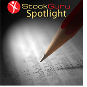 StockGuru Spotlight June 22, 2011: Watch These Recent Mid-Teen Gainer Spotlights Poised to Break Out on News: PYMX $82M Market Cap and Up 19% Today; ASEN $298M Market Cap and Up 15% Today