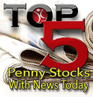 Five Top Penny Stocks Moving on News:  $VTMP $FCGD $CONX $DSCR $OCLG