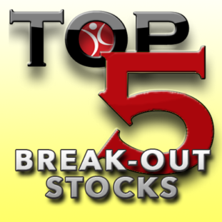 Top Five Break-out Penny Stocks: $PMCM $BDPT $CLCS $TCEL $AEYE