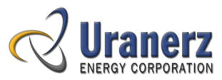 News: $URZ Uranerz's Uranerz Energy Corporation Delivers First to  ConverDyn Facility