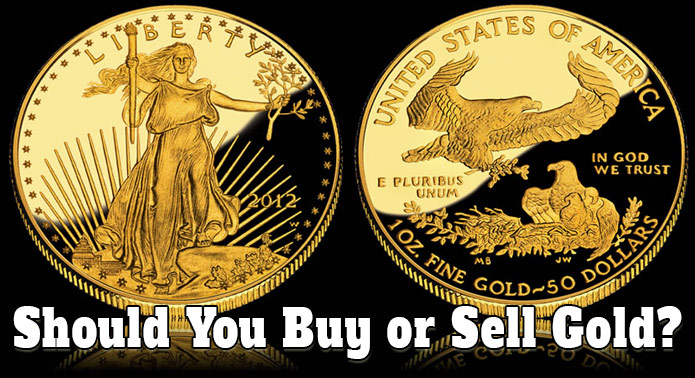 Should You Buy Gold Now? How About Gold Stocks?