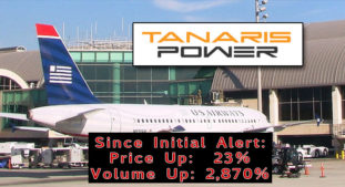 Trade Alert: Tanaris Power Holdings – TPHX – Up as much as 23.7% Following Initial Alert