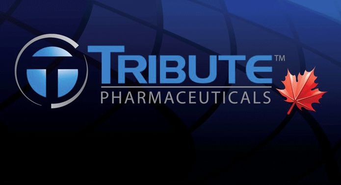 Tribute Pharmaceuticals Added to the S&P / TSX Venture Composite Index