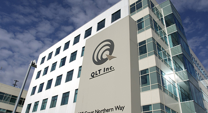 QLT and InSite Vision Agree on Amended and Restated Merger Agreement