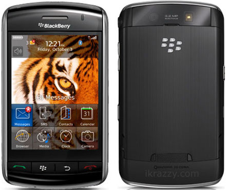 BlackBerry Storm 9500 - The Worst NON-BRICK Cell Phone I Every Owned!