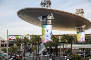 News @Daktronics – #Daktronics Leads Re-Imagination of Fashion Show's Plaza With Cutting-Edge LED Technology