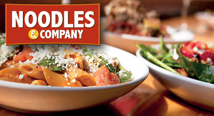Noodles and Company Takes Guests on a World Tour of Flavor This Summer