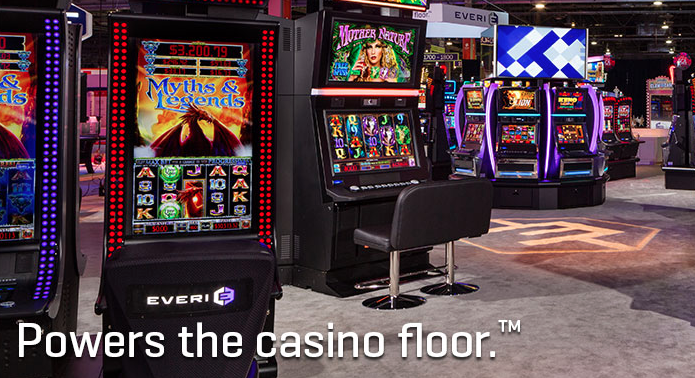 Everi to Debut Seven New Slot Games Based on Popular Entertainment Brands at G2E® 2016