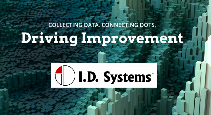 I.D. Systems Secures New Orders from Leading Global Intermodal Shipping Company for VeriWise® Intermodal Container Systems