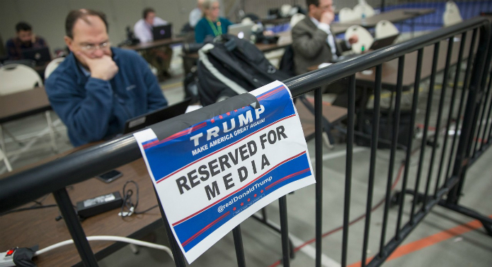 Today's Election Poll: How has Media Bias Affected Election 2016