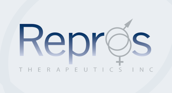 Repros Announces Submission of MAA to the European Medicines Agency for Enclomiphene in the Treatment of Secondary Hypogonadism