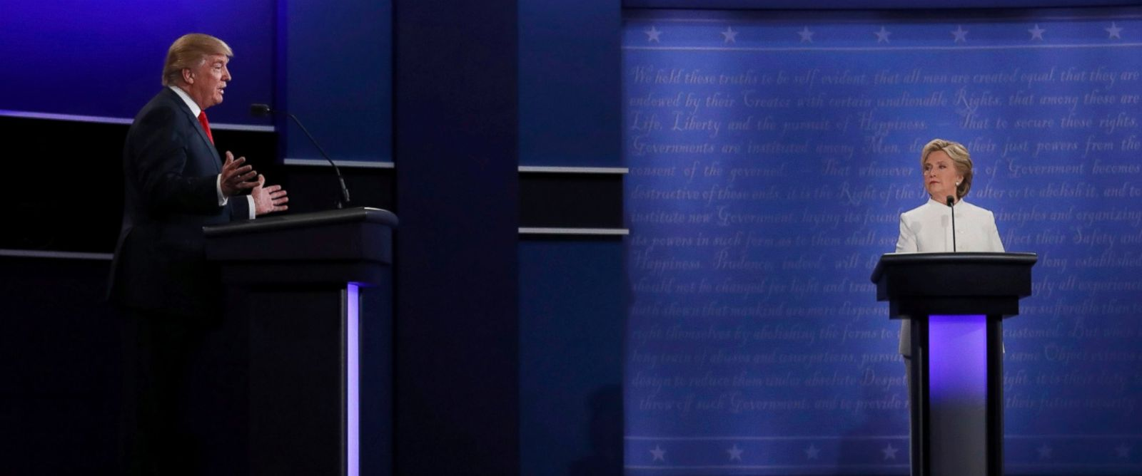 It's Days After: We are asking who won the Third Debate?