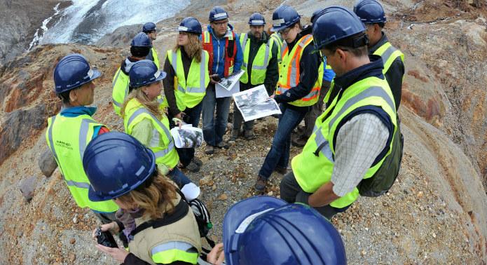 Seabridge Gold Continues to Grow Iron Cap